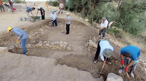 Patara Antik Kenti'nde Kazılar Başladı