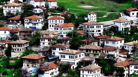 Safranbolu'da 17 Tarihi Ev Restore Edilecek