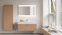 Duravit ile Banyo Mobilyalarında Sade Şıklık