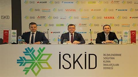 İSKİD'den Türkiye İklimlendirme Sektörü'nün Gelişimi ve Değerlendirilmesi