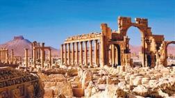 Palmira'da Heykellerin Onarımına Başlandı