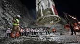 Yusufeli Barajı'nda Beton Dolguya Başlandı