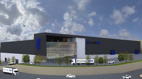 LEED Gold Sertifikası'na Sahip İlk Klima Santrali Fabrikası Açılıyor
