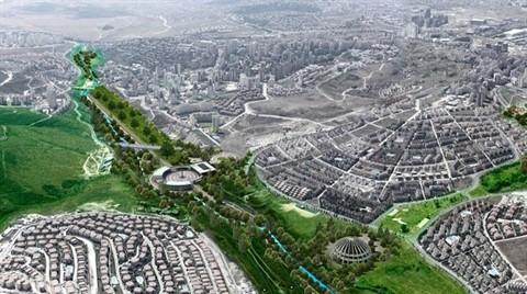 Bahçeşehir Gölet Projesinde Son Durum
