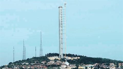Adalar ve Büyükçekmece'ye TV-Radyo Kulesi Yapılacak