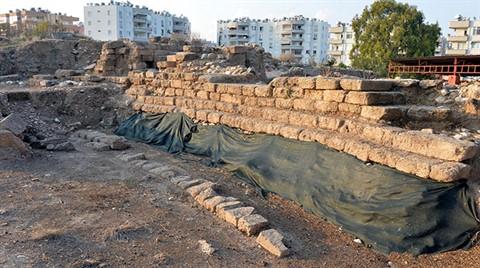 Mersin'e Arkeolojik Kazılara 2 Milyon 664 Bin TL Destek