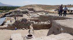 Kınık Höyük'te Bir Tapınak Daha Bulundu