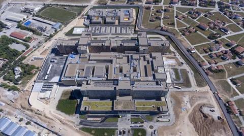 1081 Yataklı Eskişehir Şehir Hastanesi Açılışa Hazır