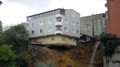 İstanbul'da 5 Binadan 1'i Sütlüce'deki Gibi