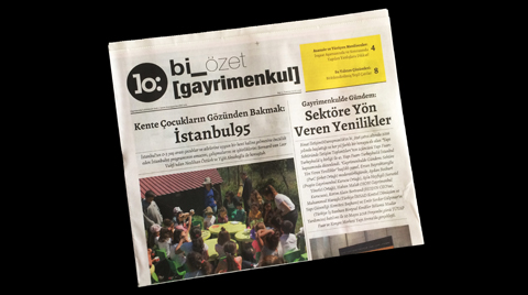 bi_özet gayrimenkul Gazetesinin 5. Sayısı Çıktı