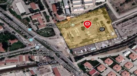Ankara Etlik Garajı 80.5 Milyon TL'ye İcradan Satılıyor