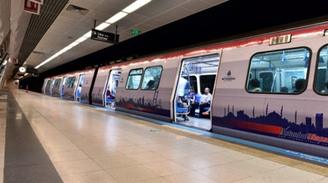 İnşaat Aşamasındaki 14 Metro Hattının Haritası