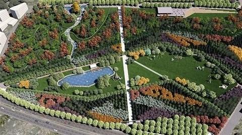 Millet Bahçesi Projeleri 3 Ay İçinde Başlıyor