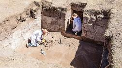 Selçuklu Meydan Mezarlığı'nda 178 Oda Mezar Bulundu