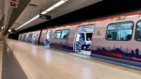 Yamanevler-Sancaktepe Metrosu Ağustos'ta Açılacak