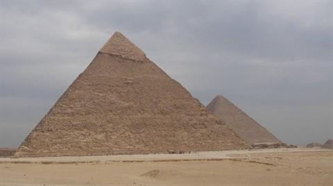 Piramitler ile İlgili Heyecan Yaratan Keşif