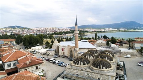 Eşrefoğlu Camisi İçin 'UNESCO' Çalışmalarında Sona Gelindi