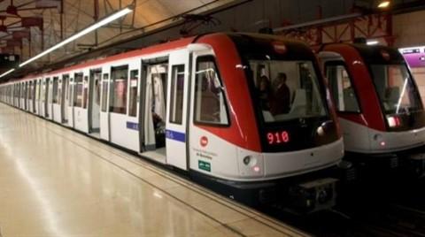 Yamanevler-Sancaktepe Metrosu'nun Test Sürüşleri Tamamlandı