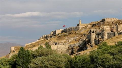 2700 Yıllık Kaleye Ziyaretçi Akını