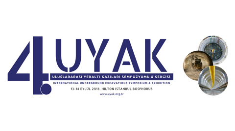 4. Uluslararası Yeraltı Kazıları Sempozyumu ve Sergisi | UYAK2018