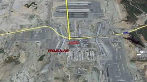 3.Havalimanı'na 451 Odalı Otel Projesi Start Aldı