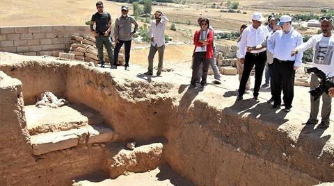 Van'daki Urartu Kazıları Tarihe Işık Tutuyor