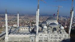 Çamlıca Camisi ve Küçük Çamlıca TV-Radyo Kulesi'nde Son Durum