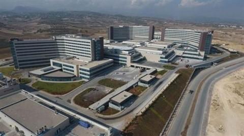 4 Yeni Şehir Hastanesi Açılış İçin Gün Sayıyor