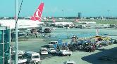 Atatürk Havalimanı'nda İki Uçak Çarpıştı