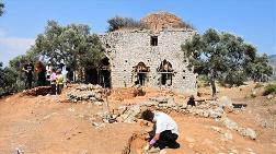 Antik Kentteki Cami Ayağa Kaldırılacak