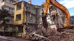 2017 Sonrası Yapılan Kaçak Bina Yıkılacak