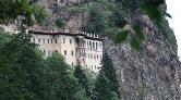 Sümela Manastırı Tamamen Hizmete Açılacak