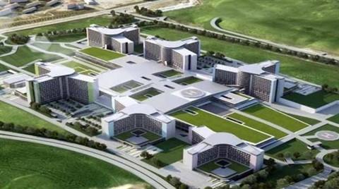 Sancaktepe Şehir Hastanesi 25 Eylül'de İhaleye Çıkıyor