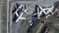Hurda Uçaklar 'Millet Bahçesi'ne Kafe veya Restoran Olabilir