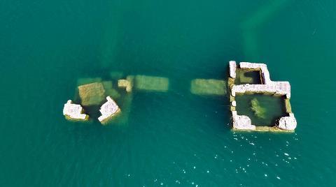 Hazar Gölü'ndeki 'Batık Şehir' İçin Hedef UNESCO Listesi