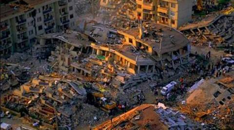 """""""İstanbul Depremi 7.7'ye Varabilir"""""""