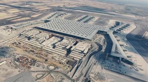 İstanbul Yeni Havalimanından İlk Uçuş 31 Ekim'de