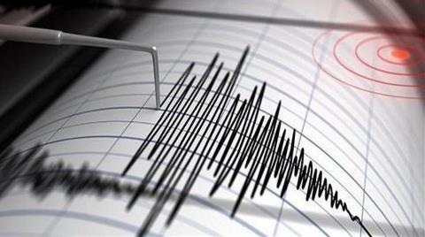 Türkiye'de Bu Yıl 13 Binden Fazla Deprem Gerçekleşti