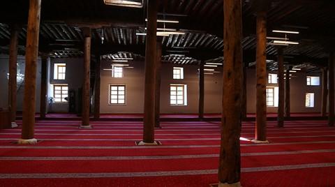 Dünya Mirası 'Sivrihisar Ulu Cami' 786 Yıldır Kıyamda
