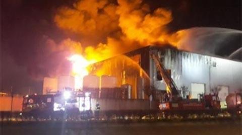 Fabrika Yangınları Meclis'e Taşındı