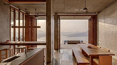 """Hindistan'ın Ödüllü Mimarlık Ofisine """"Duravit Vero"""" Dokunuşu"""