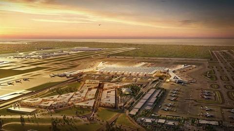 İstanbul Yeni Havalimanı'na 18 Merkezden Ulaşılabilecek