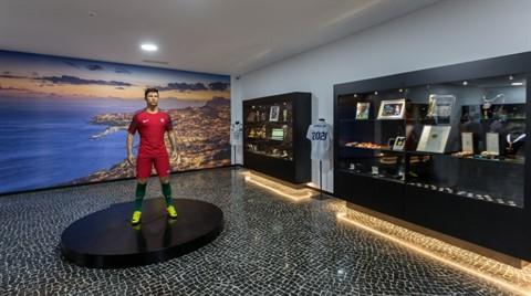 Cristiano Ronaldo Müzesi'nde Ode Starflex Ürünleri Tercih Edildi