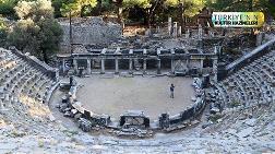 Anadolu'nun Pompeisi'ne UNESCO Dopingi