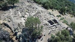 Athena Tapınağı'nın Kalıntısı Su Kuyusundan Çıktı