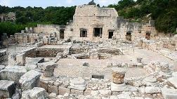 Antik Roma Kenti Elaiussa Sebaste'de Kazı Başladı