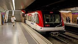 Gayrettepe-Yeni Havalimanı Metro Hattı'nda Son Durum