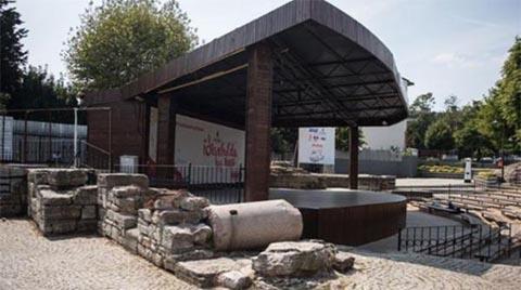 Fatih Belediyesi Bizans Sarayına Sahne Koydu