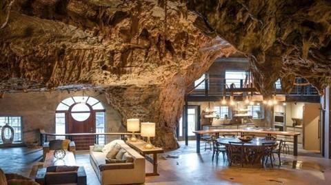 Dünyanın En Lüks Mağarası Satışa Çıktı