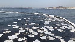 Denize Sızan Akaryakıtın Fuel-Oil Olduğu Belirlendi